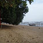 Anden ende af stranden