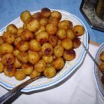 Frische Bratkartoffeln zum Hauptgericht