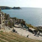 The amazing setting of the Minack