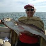 Jan's 42-inch redfish
