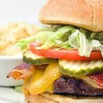 Mesquite Grilled Smoky Burger