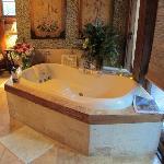 Huge tub