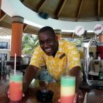 Dwayne Pool Bar