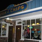 David's Fish and Chips- had a great dinner!