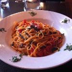 Leckere Spaghetti