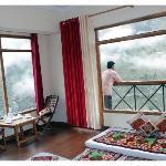 himalayan abode room