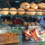 ขนมปังฝรั่งเศสมีหลายหน้าให้เลือก