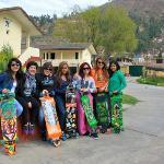 Longboard Girls Crew Perú