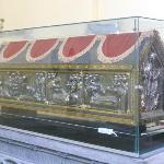 Châsse de Saint-Hadelin ( 1130-1150 )