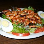 GRILLED GULF SHRIMP SALAD