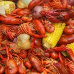 HOT & SPICY BOILED CRAWFISH