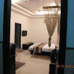Nice bedroom.