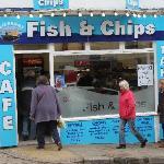 Lifeboat fish bar and cafe
