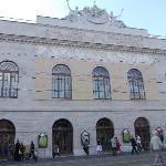 teatro argentina - facciata