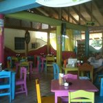 A Quality French Restaurant in the center of Cabarete, serving breakfast and lunch from 7 to 4pm