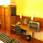 Room 540, desk