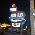 Ibis Bay Sign
