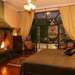 Esta es la suite en donde nos hospedamos!