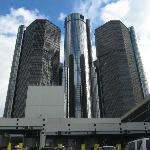 GM renaissance centre
