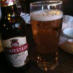 Swedish beer!