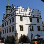 Litomerice Old Town Hall 2