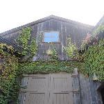 Beautiful barn at Frog's Leap