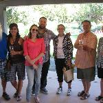What a fun time we all had at Wine Edventures Wine Tour!