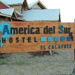 Fachada do Hostel