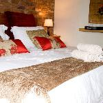 The Stunning King Size Bed