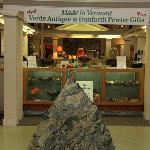 Gift Shop Front Entrance