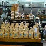 Blue Bottle Coffee - can buy the bags