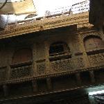 Jaisalmer haveli interior design at JAP