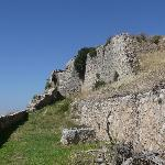 some castle wall