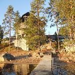 October at Hotel Kalevala