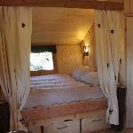 Une Cabane dans les arbres rhone alpes