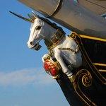 HM Frigate Unicorn Foto