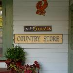 We were right next to the Country Store.