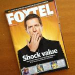 At least we had the Foxtel magazine so we knew what we were missing.