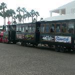 Road Train in Sa Coma