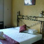 Chambre King avec balcon
