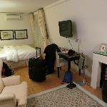 Room, back cottage