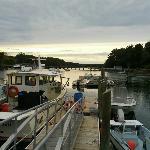 Beautiful Maine scenery nearby