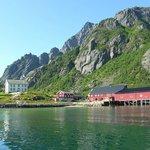 Kalle in Lofoten -