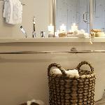 spa like tub