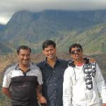 on the way to Bangalore via Theni