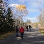 Skyline parkway walk in October