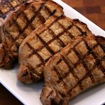 Succulent Grilled Pork Chops