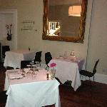 Restaurant und Fruehstucksraum