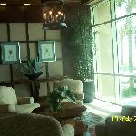 Sitting Area in Lobby