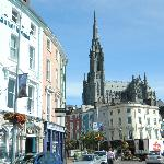 Charming seaside town and cathedral